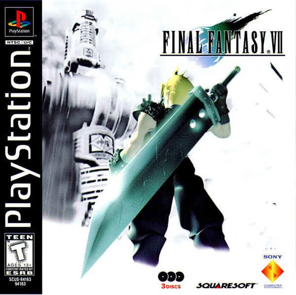 Final Fantasy VII [NTSC-U] [Disc1of3] ISO